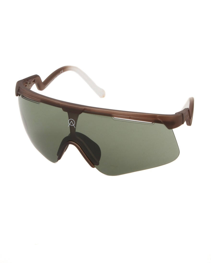 ALBA OPTICSサングラス【DELTA / Dark Side2 (VZUM™ LEAF)(Asian Fit)】c7