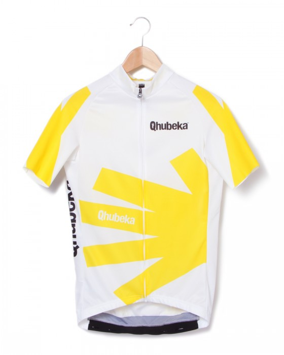 "ASSOSショートスリーブジャージ【QHUBEKA Moving Forward SS Jersey ""Le Tour""】c0"
