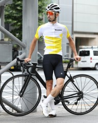 "ASSOSショートスリーブジャージ【QHUBEKA Moving Forward SS Jersey ""Le Tour""】mb_ma"