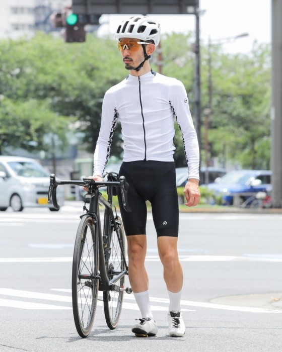 ASSOSロングスリーブジャージ【ASSOS LS Jersey MILLE GT】ma