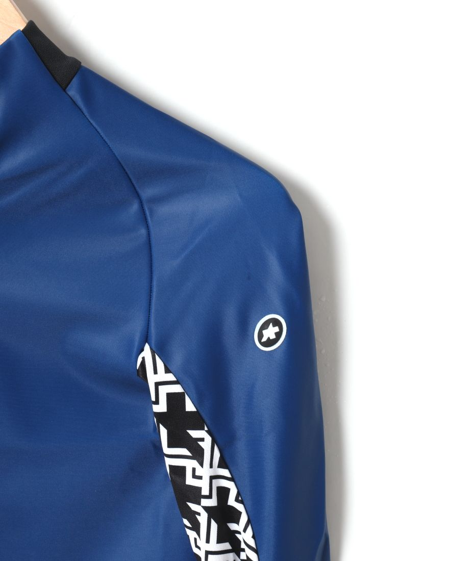 ASSOSロングスリーブジャージ【ASSOS Spring Fall LS jersey MILLE GT】06l