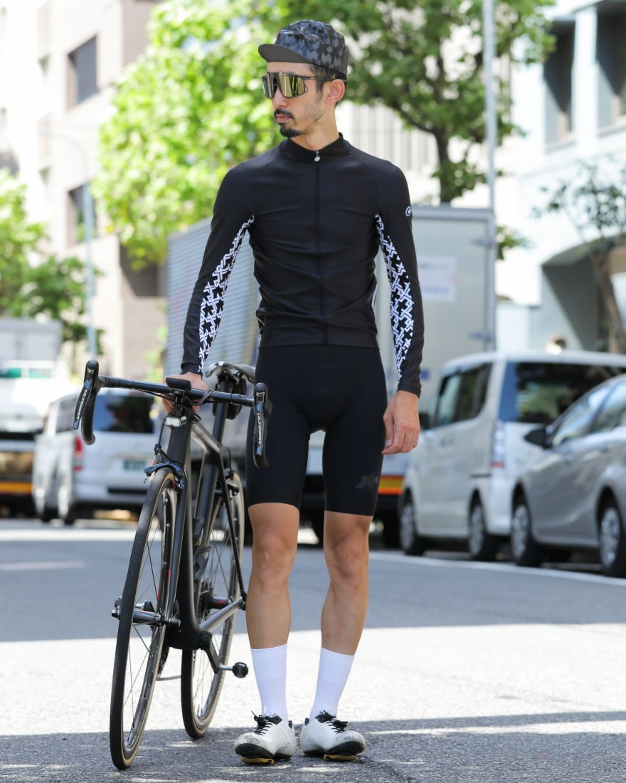 ASSOSロングスリーブジャージ【ASSOS Spring Fall LS jersey MILLE GT】ma