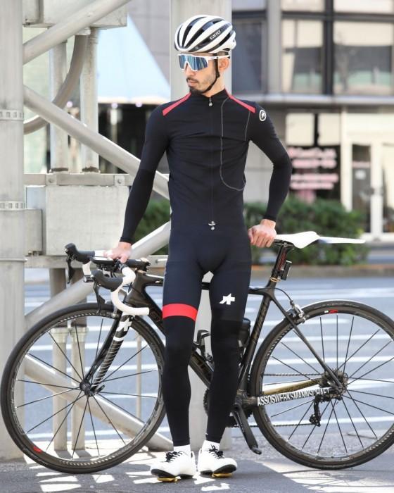 <東京ライフ> ASSOS(アソス)ショートスリーブレインジャージ【ASSOS LIBERTY RS23 thermo rain jersey】画像