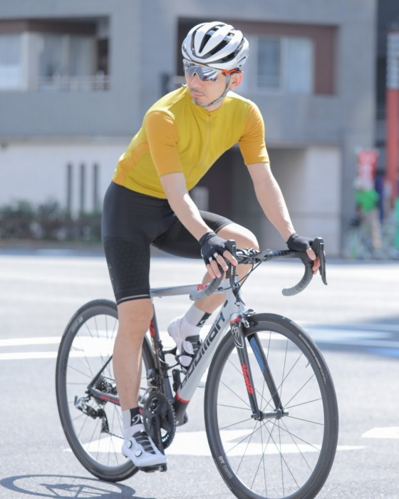 Isadoreショートスリーブジャージ【Signature Cycling Jersey 2.0】ma