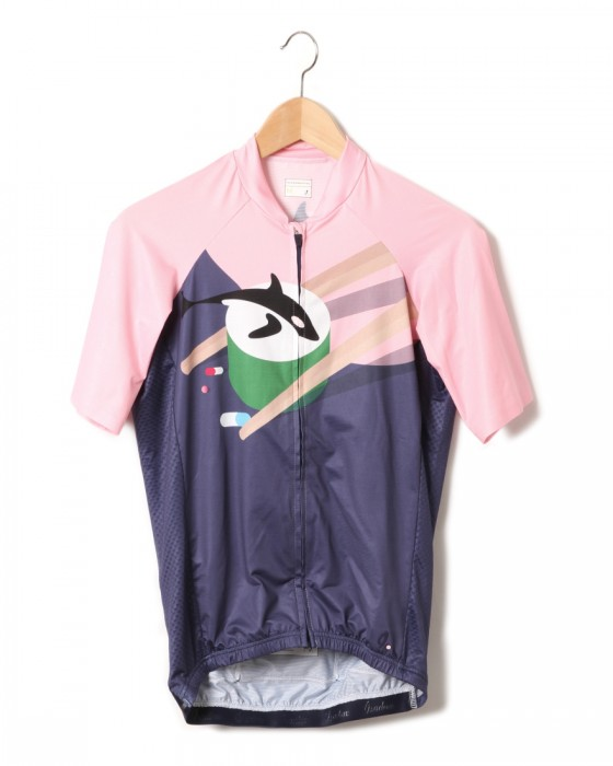Isadoreショートスリーブジャージ【Alternative Cycling Jersey】c0