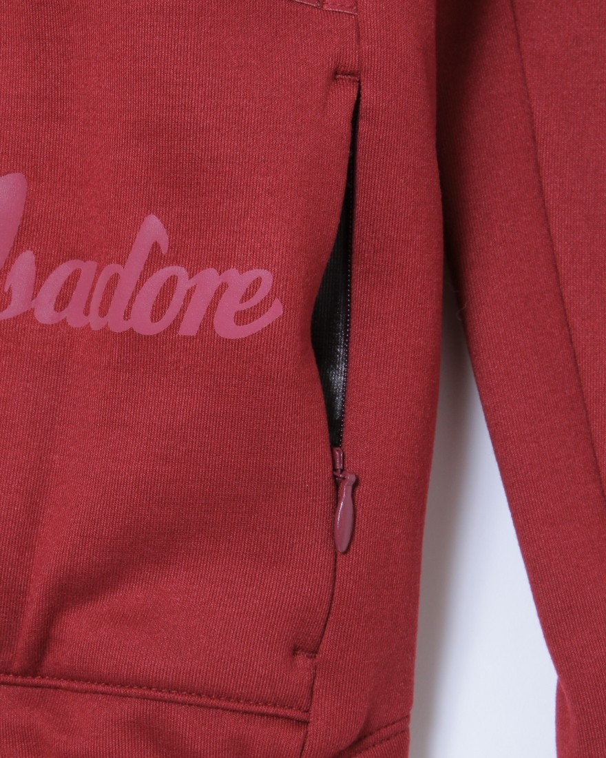 Isadoreロングスリーブ サーマルメリノジャージ【Isadore TherMerino Jersey 2.0】07l