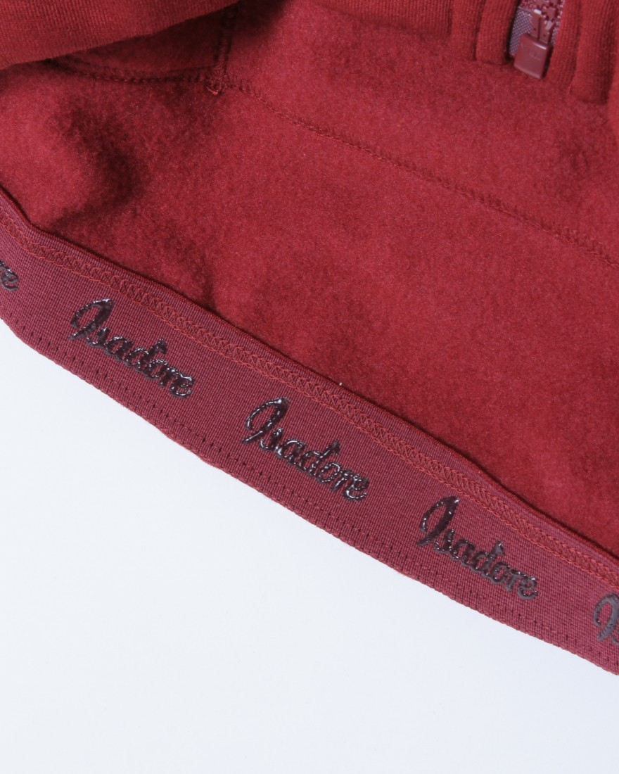 Isadoreロングスリーブ サーマルメリノジャージ【Isadore TherMerino Jersey 2.0】16l