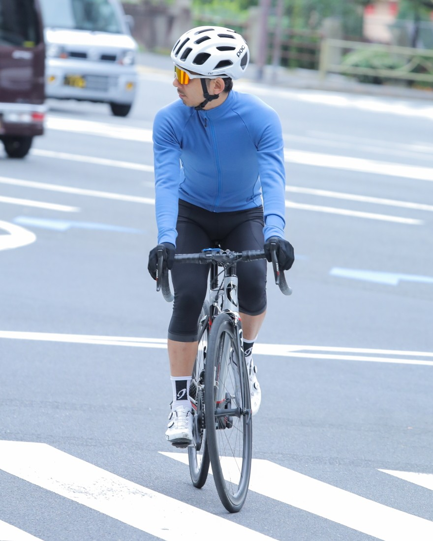 Isadoreロングスリーブ サーマルメリノジャージ【Isadore TherMerino Jersey 2.0】ma