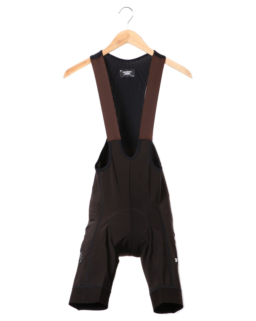 PAS NORMAL STUDIOSフリースビブショーツ【CONTROL FLEECE BIB】c3