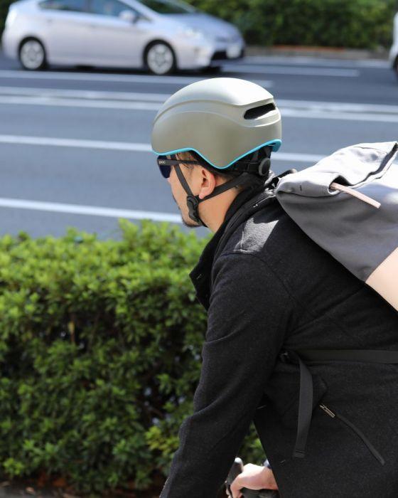 コミューターヘルメット【BROOKS ISLAND HELMET】