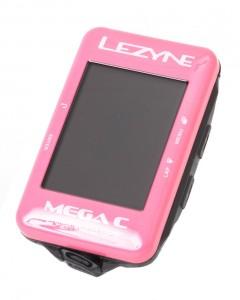<東京ライフ> 大型カラーディスプレイ サイクルコンピューター【LEZYNE MEGA COLOR GPS】画像