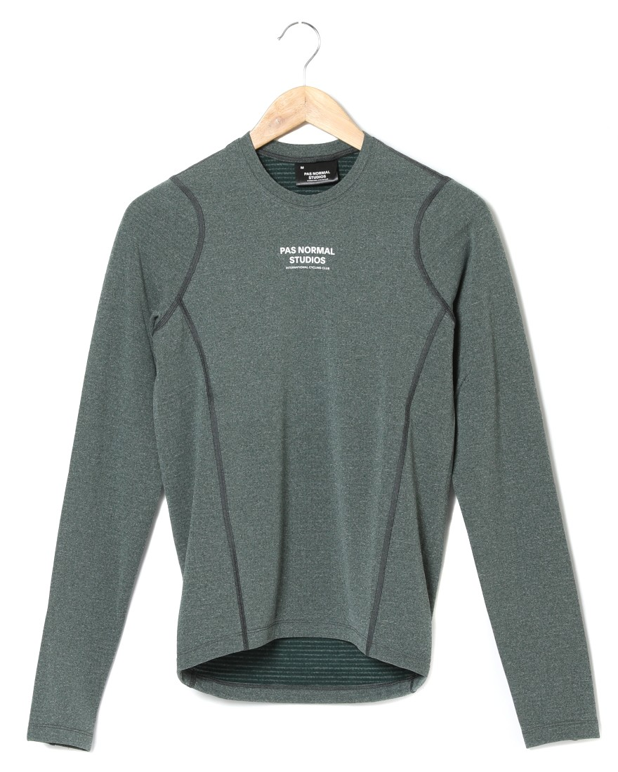 PAS NORMAL STUDIOSウィンターベースレイヤー【PNS Heavy Long Sleeve Base Layer】c0