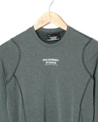 PAS NORMAL STUDIOSウィンターベースレイヤー【PNS Heavy Long Sleeve Base Layer】mb_04l