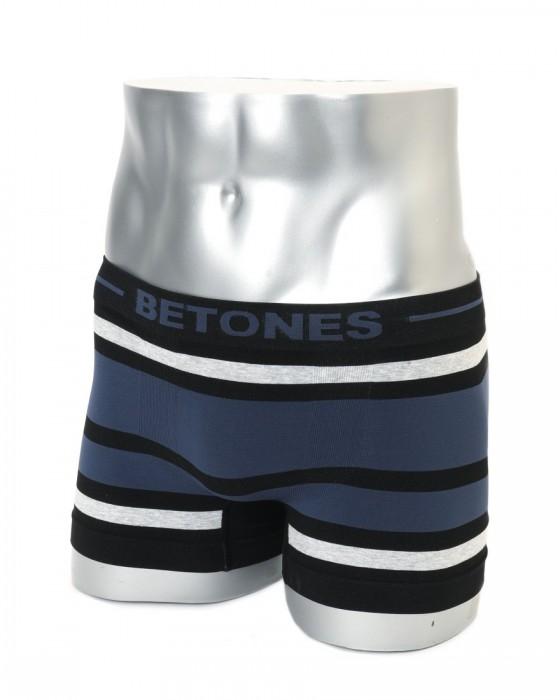 BETONES(ビトーンズ) ボクサーパンツ【BREATH BLACK】