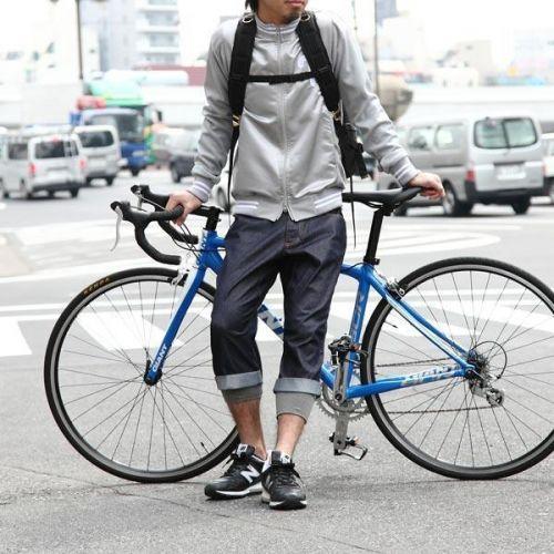 nari/furi サイクルジャケット