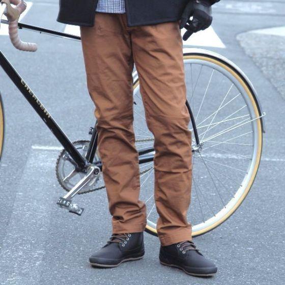 rin project(リンプロジェクト) ストレッチサイクルロングパンツ【TOKYO Wheels別注】