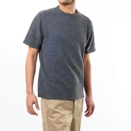 EveryWare(エブリウェア) リバーシブル ウールコットンTシャツ