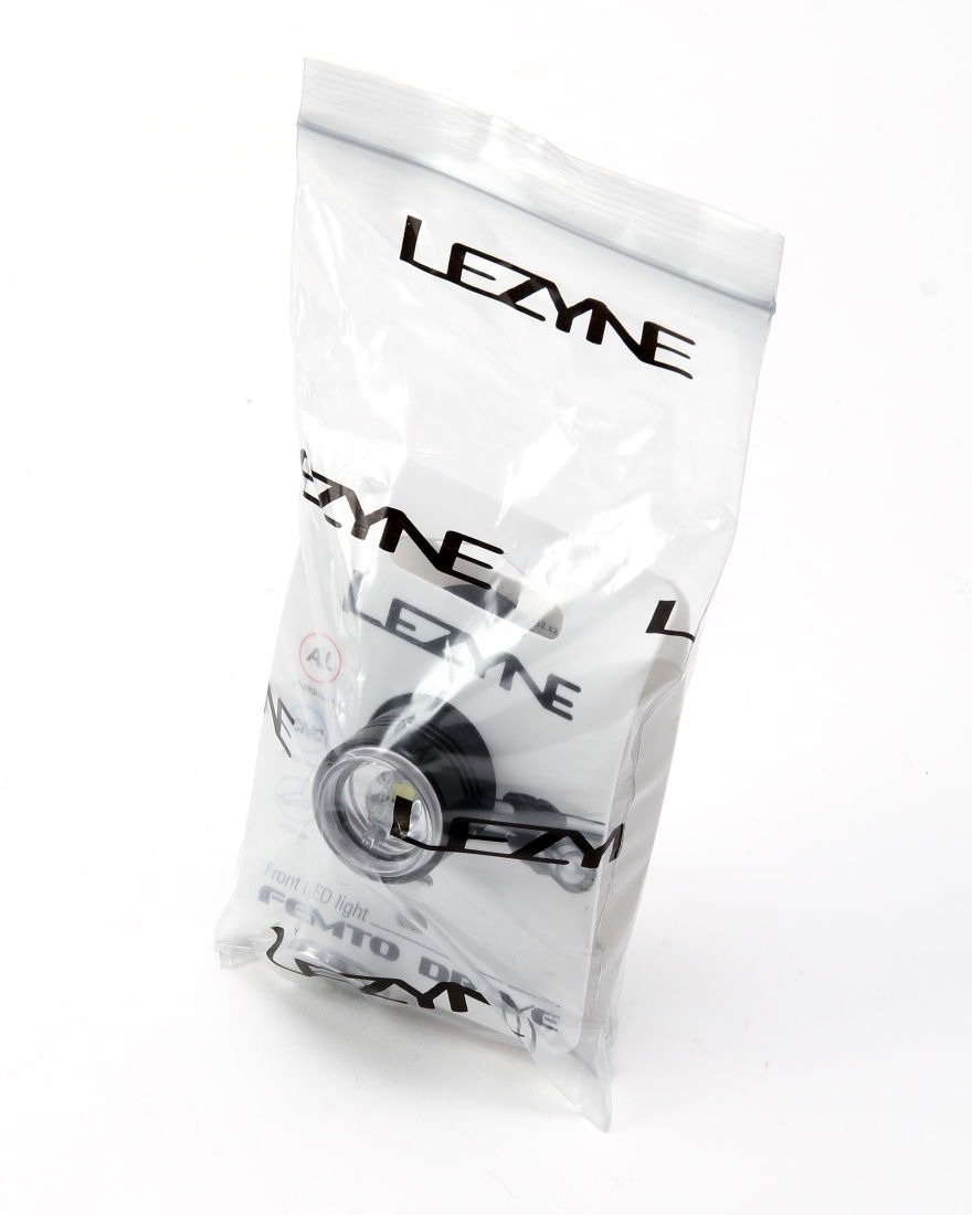 LEZYNEコンパクトライト フロント用【LEZYNE FEMTO DRIVE FRONT】05l