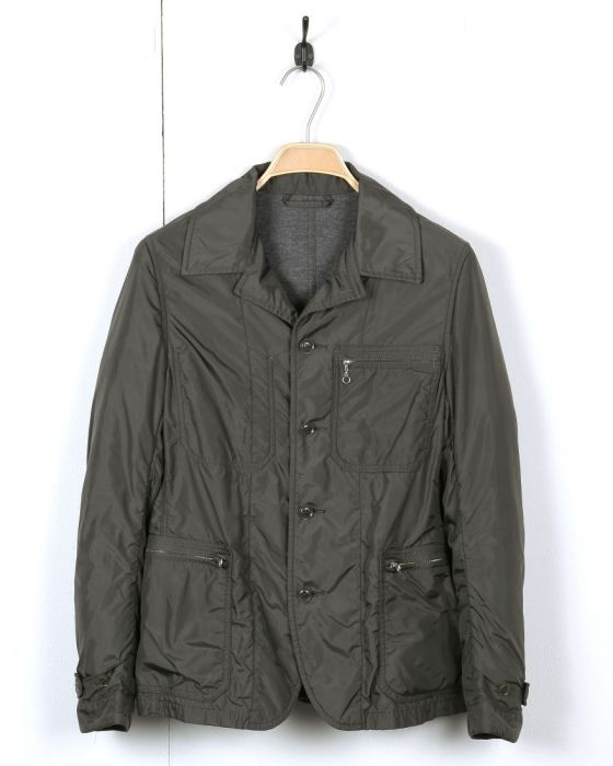 Soundman Hunt Ride Jacket T01301Fc: Green