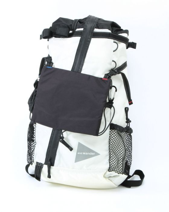 and wanderバックパック【30L backpack】01l