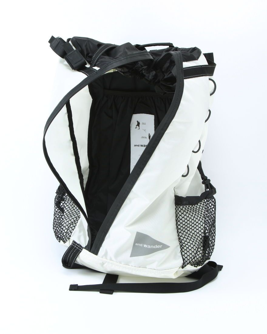 and wanderバックパック【30L backpack】05l