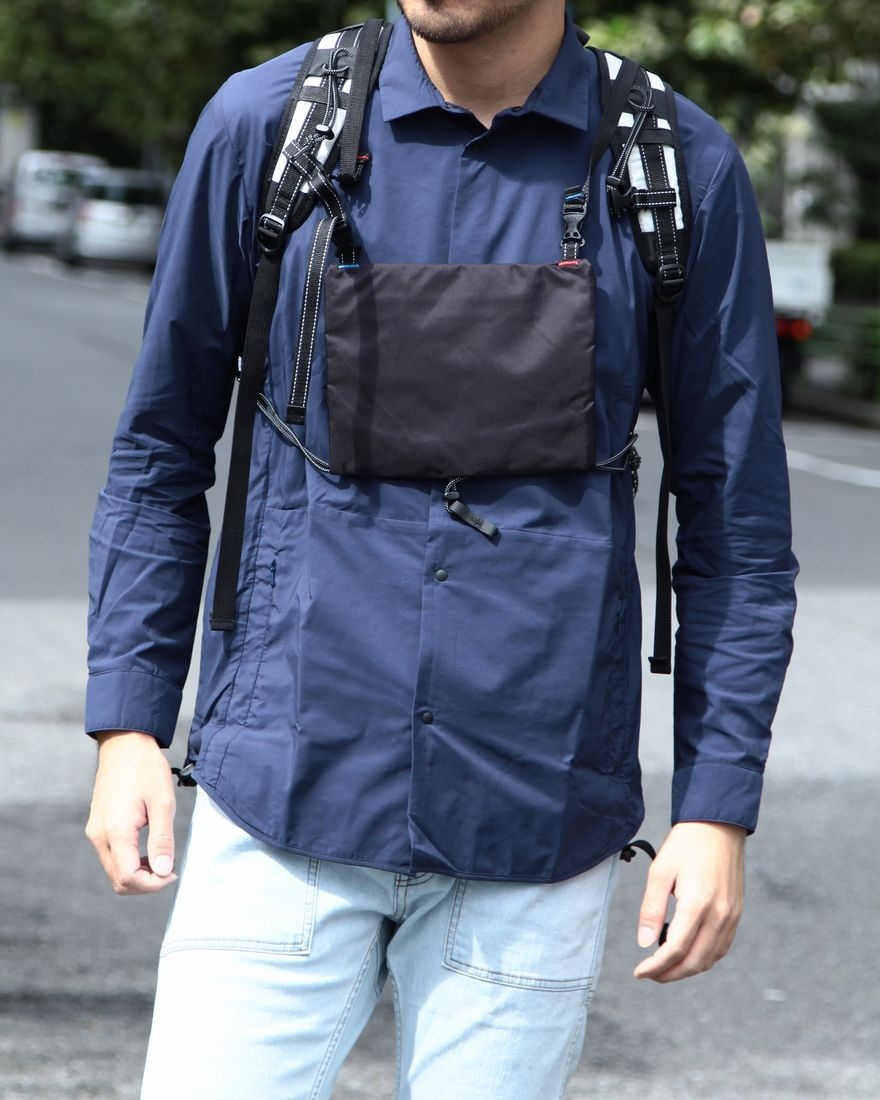 and wanderバックパック【30L backpack】19l