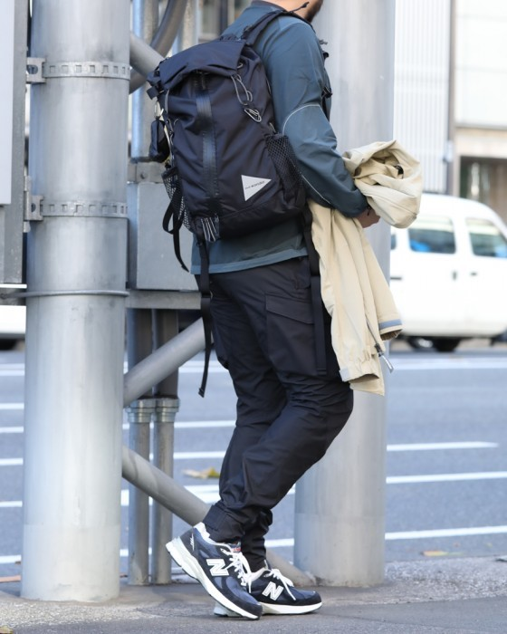 and wanderバックパック【30L backpack】ma
