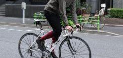 冬の自転車ファッション講座 ...