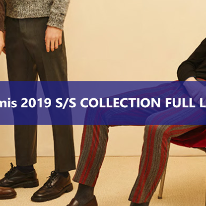 NEW ARRIVAL|Entre Amis 2019 S/S COLLECTION FULL LINE UP!